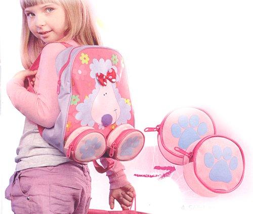 Рюкзаки, сумки оптом детская одежда.