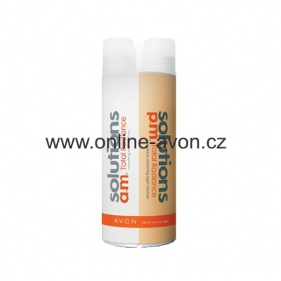 Denní rozjasňující a regenerační čistící gel a Noční rozjasňující gel pro odstranění make-upu