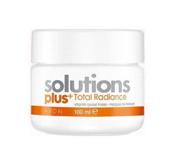 Vitamínová revitalizační maska Total Radiance